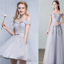 Sexy Elegant Knee and full Length Prom Dresses 2019 New Arrived
