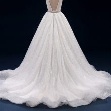 Sparkly Wedding Dress 2019